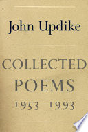 Collected Poems  1953 1993 : years spent working primarily in prose, stood...