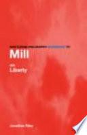 Mill on Liberty Book PDF