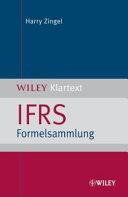 IFRS Formelsammlung