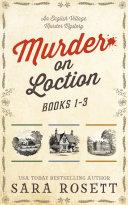 download ebook murder on location boxed set books 1-3 pdf epub