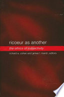 Ricoeur as Another