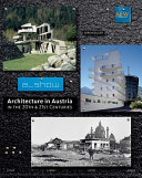 Architecture in Austria in the 20th   21st Centuries