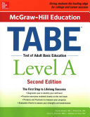 McGraw Hill Education TABE Level A Savings Bundle