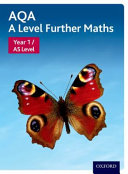 AQA a Level Further Maths  Year 1   AS Level Student Book