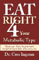 Eat Right 4 Your Metabolic Type