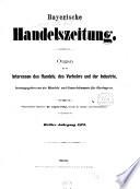 Bayerische Handelszeitung