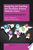 Designing and Teaching the Secondary Science Methods Course