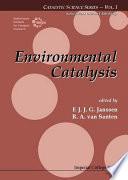 Environmental Catalysis book