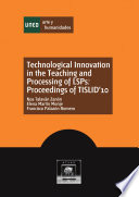 Technological Innovation in the Teaching and Processing of Lsps  Proceedings of Tislid 10
