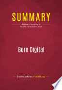 Summary Born Digital
