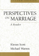 Perspectives on Marriage