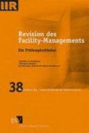 Revision des Facility-Managements