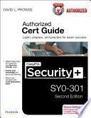Comptia Security Sy0 301 Cert Guide Deluxe Edition