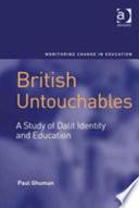 British Untouchables