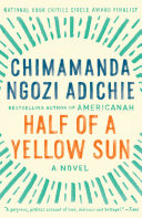 Half of a Yellow Sun Book