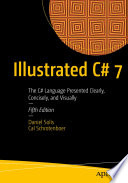Illustrated C# 7 : and visual format used to present the...