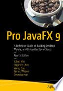 Pro Javafx 9