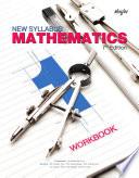 New Syllabus Mathematics Workbook 1 book