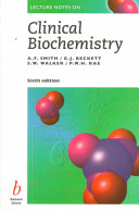 Lecture Notes On Clinical Biochemistry