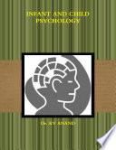 Infant and Child Psychology