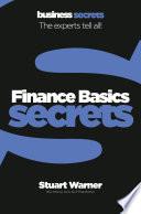 Finance Basics (Collins Business Secrets)