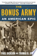 Ebook The Bonus Army Epub Paul Dickson,Thomas B. Allen Apps Read Mobile