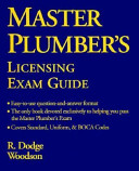 Master Plumber s Licensing Exam Guide