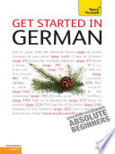 Get Started in Beginner s German  Teach Yourself