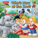 Fisher Price Little People Who   s New at the Zoo