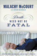 Death Need Not Be Fatal Book Cover