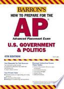 Barron s How To Prepare For The AP U S  Government   Politics