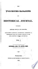 The Worcester Magazine and Historical Journal