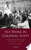 Sex Work in Colonial Egypt