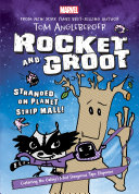 Rocket and Groot  Stranded on Planet Strip Mall
