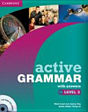 Active Grammar  Level 3  Edition with Answers and CD ROM