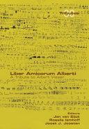 Liber Amicorum Alberti  a Tribute to Albert Visser