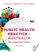 Public Health Practice in Australia Book PDF
