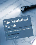 The Statistical Sleuth  A Course in Methods of Data Analysis