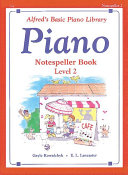 Alfred's Basic Piano Library - Notespeller Book 2