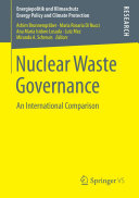 Nuclear Waste Governance