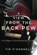 Book A View from the Back Pew