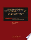 Comprehensive Handbook of Psychological Assessment  Industrial and Organizational Assessment