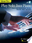 How To Play Solo Jazz Piano