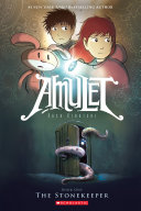 Book The Stonekeeper (Amulet #1)