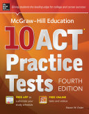 McGraw Hill Education 10 ACT Practice Tests  Fourth Edition