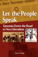 Let the people speak Imperial Globalisation Project Is On The