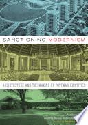 Sanctioning Modernism