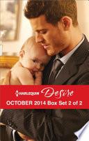 harlequin desire october 2014 box set 2 of 2