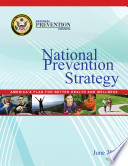 National Prevention Strategy  America   s Plan for Better Health and Wellness