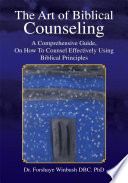 The Art Of Biblical Counseling